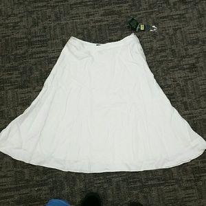 Ralph Lauren 100% Linen skirt